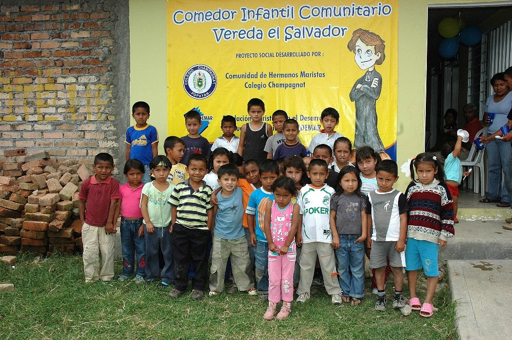 Comedor Infantil Comunitario - Vereda el Salvador