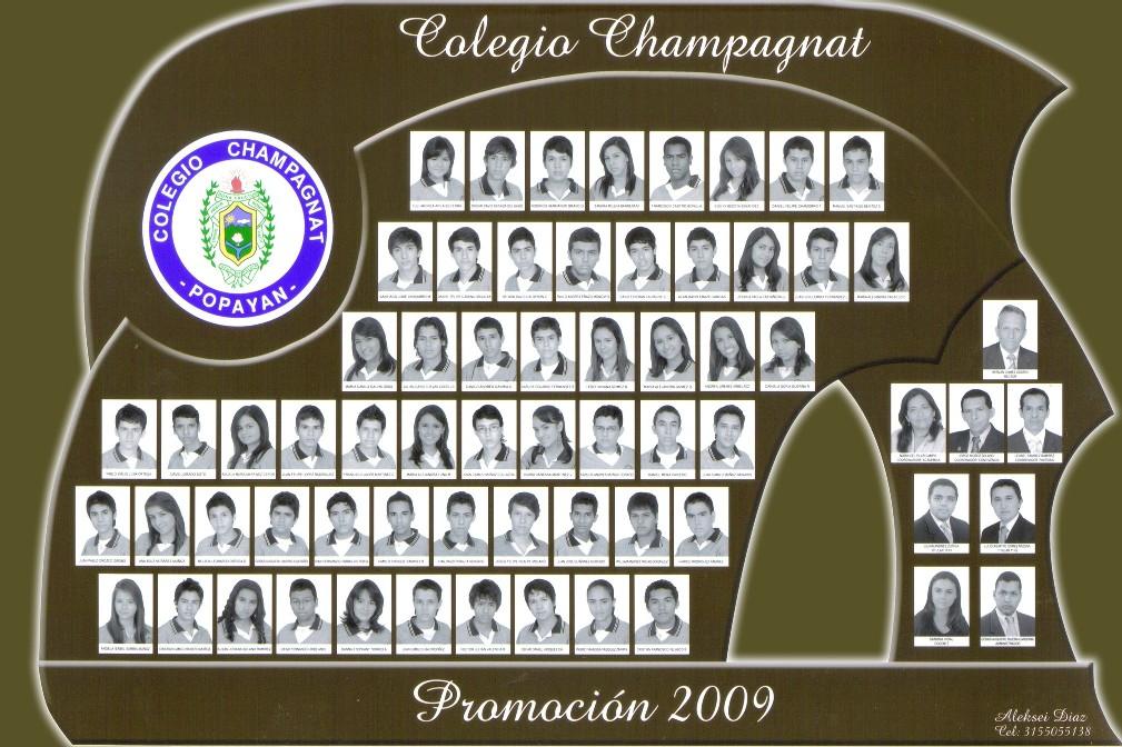 Promoción 2009