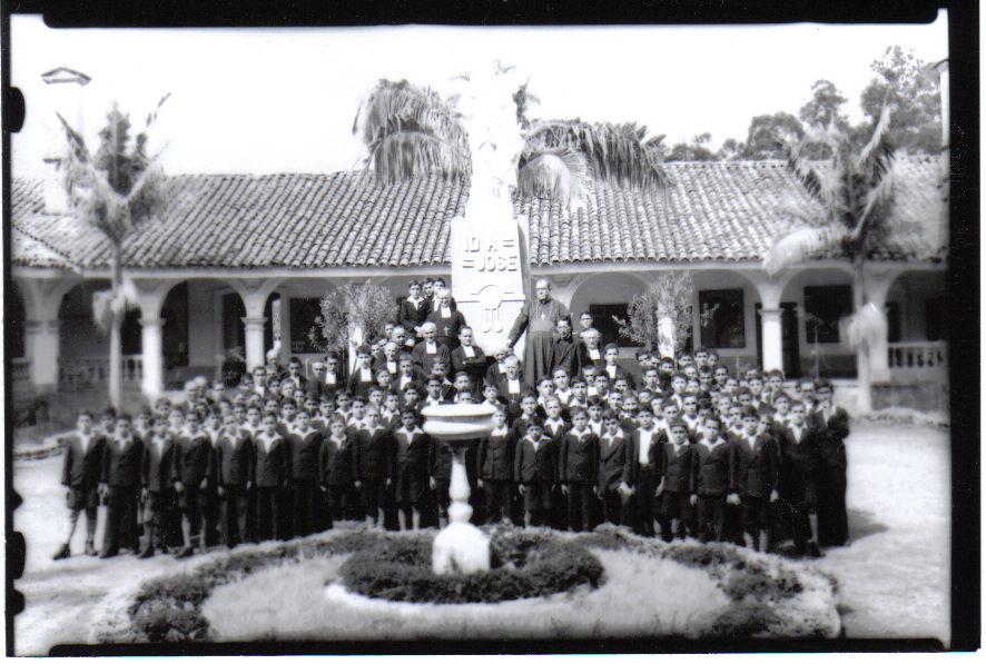 Conveno de San Camilo -Claustro San José