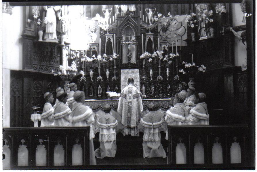 Capilla Gótica - Convento de San Camilo