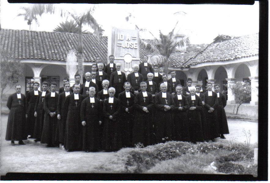 Comunidad Marista, Convento de San Camilo, 1943