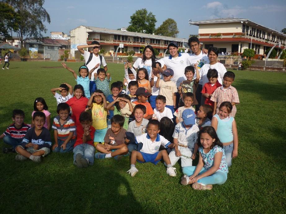 GRUPO TIEMAR - 2009- (Tierra Marista)
